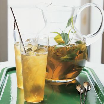 Iced Lemon Verbena Herbal
