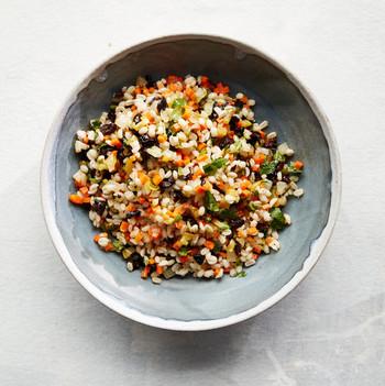 Moroccan Barley Salad