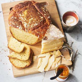 portuguese cornmeal bread