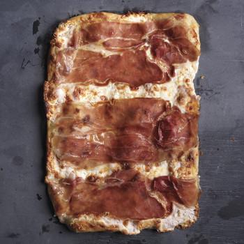 Prosciutto Mozzarella Pizza