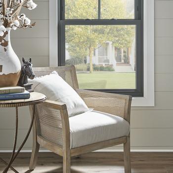 chair near window