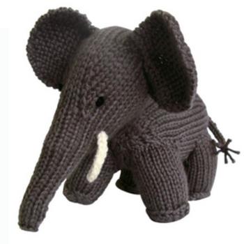 SPANA knit and crochet animals