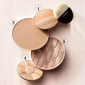 best bronzer products numbered