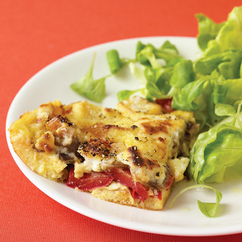 Cream Cheese Frittata