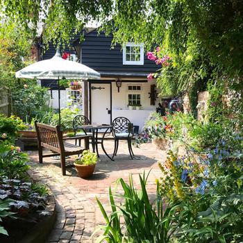 garden backyard home