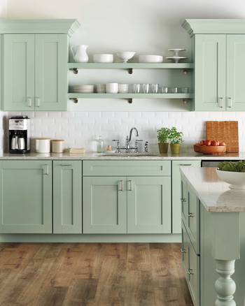 Select Your Kitchen Style | Martha Stewart on green construction design, green marble design, green japanese kitchen design, green kitchen oak cabinets, green kraftmaid cabinets, green bedroom design, green kitchen cabinet paint colors, green kitchen interior design, green kitchen design ideas, green storage cabinets, green kitchen cabinet doors, green bathroom design, green cabinetry, green kitchen appliances, green kitchen tile, green kitchen islands, green pantry cabinet, breakfast cabinet design, green corner cabinet, green kitchen flooring,