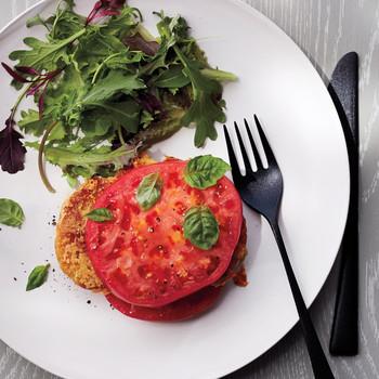 Inverted Tomato Sandwich