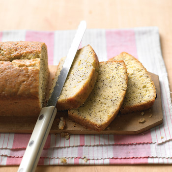Lemon Poppy-Seed Tea Cake