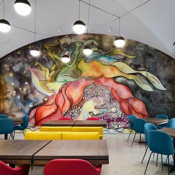 marisol restaurant mca chicago mural