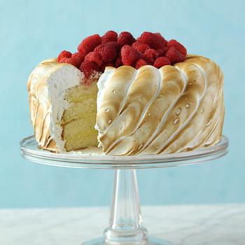 Watch: Lemon Mousse Cake