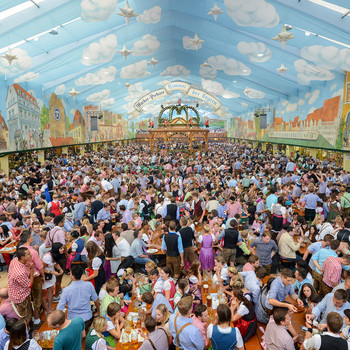 Oktoberfest History Did Not Begin With Beer