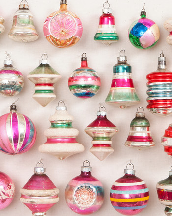 christmas ornaments - Glass Christmas Bulbs For Decorating