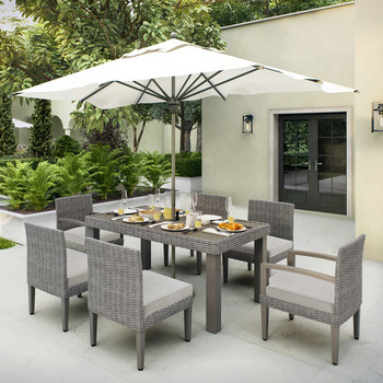 martha stewart outdoor dining set