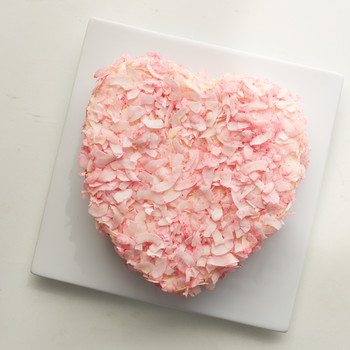 Alexis' Heart Cake