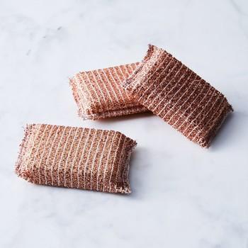 Andree Jardin's copper sponges