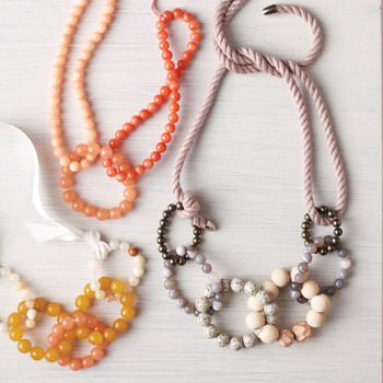 DIY Jewelry: Beaded Necklaces Make the Chicest Links