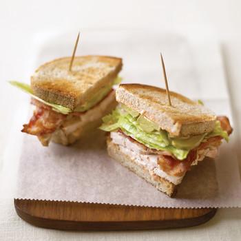 Deluxe Turkey Sandwich
