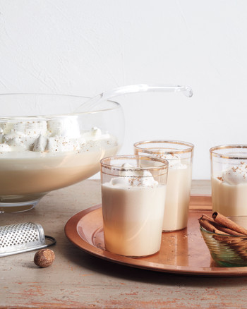 Holiday Eggnog Recipes