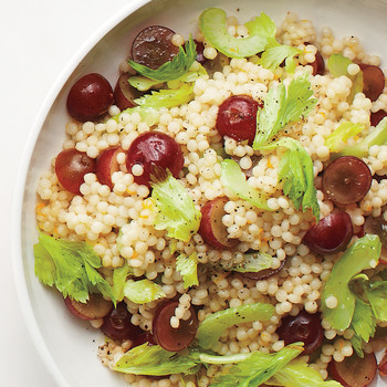 Grape, Celery, and Couscous Salad