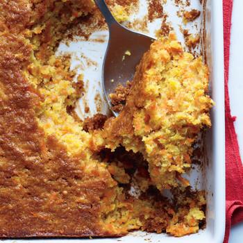 Carrot Spoon Bread