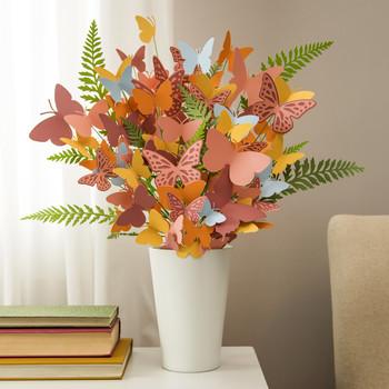 paper butterfly bouquet & Party Decorations u0026 Ideas | Martha Stewart