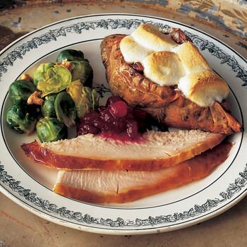 cranberry sauce sweet potatoes