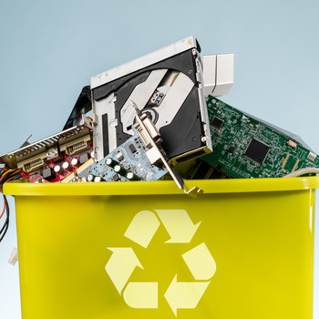 The Right Way to Recycle Electronics, Including Phones, Laptops, and Televisions