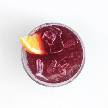Sparkling Red-Wine Cocktails