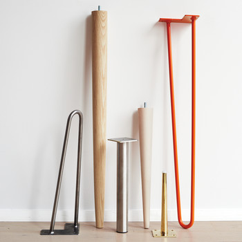 Table It: Great Legs for Your DIY Table