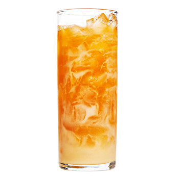 vegan coconut thai iced tea