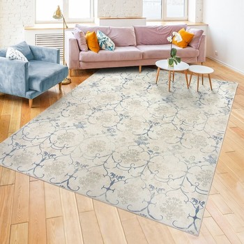 "Ruggable ""Leyla Crème"" Indoor/Outdoor Area Rug"