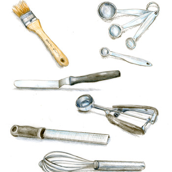 Baking Tools and Gadgets