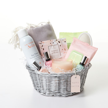 Easter baskets martha stewart 10 lavish easter basket ideas for a spa day at home negle Choice Image