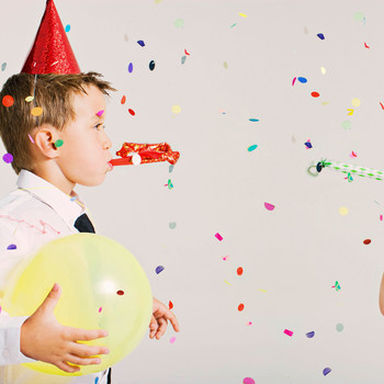 kids celebrating party