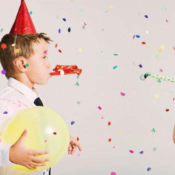 kids celebrating party
