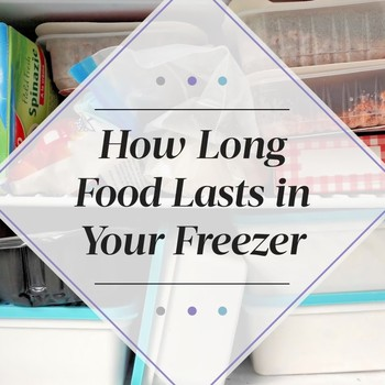 Freezer Storage Guidelines to Avoid Food Waste