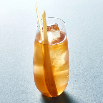 Lemongrass-Mint Iced Tea