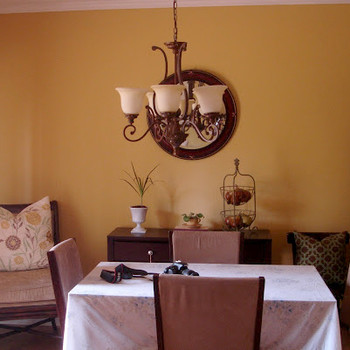 A Dashing Dining Room Makeover