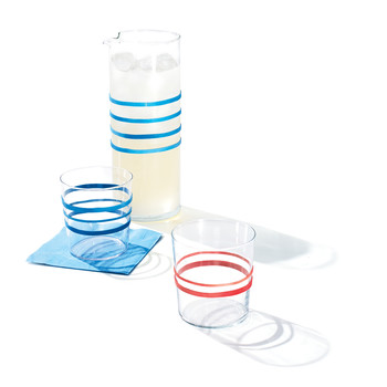 Patriotic Rubber Bands for Glassware: Good Things