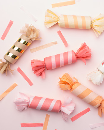 Paper Bands for Easter Eggs