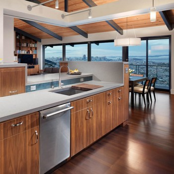 See How These Major Upgrades Brought a Beautiful Modern Home Back to Life