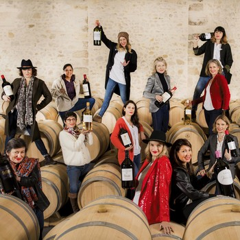 Meet Five Women Who Are Changing the World of Winemaking in Bordeaux