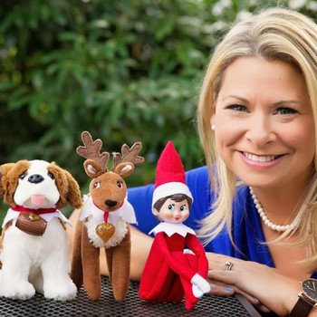 """The Surprising True Story Behind """"The Elf on the Shelf"""""""