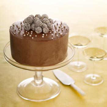 Mocha Bubble Cake