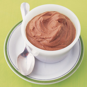 Chocolate Ricotta Pudding
