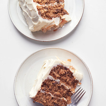 coconut sugar hummingbird cake
