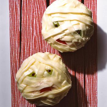 creepcake cupcakes mummies