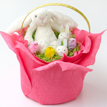 Handmade Easter Basket Ideas for Kids