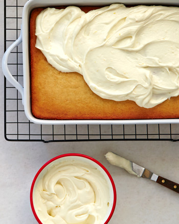 Ligurian Lemon Cake Recipe