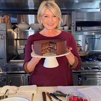 Martha Stewart Today Show Appearance 2020